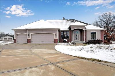 Basehor KS Single Family Home For Sale: $597,900