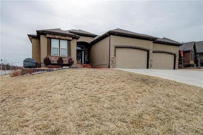 Olathe Single Family Home For Sale: 16590 S Kaw Street