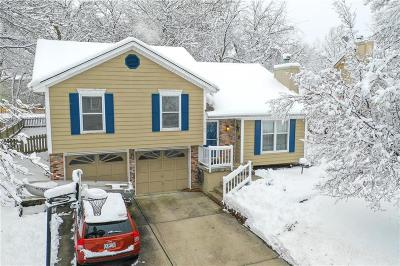 Lee's Summit MO Single Family Home For Sale: $185,000