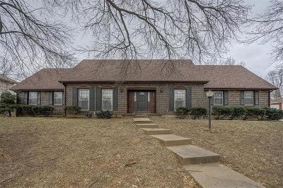Kansas City Single Family Home For Sale: 5231 Stanton Drive