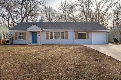 Prairie Village Single Family Home For Sale: 7701 Booth Street