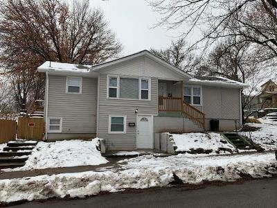 Kansas City Multi Family Home For Sale: 6001 Norledge Avenue