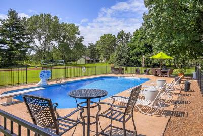 Johnson-KS County Single Family Home For Sale: 11609 W Harmony Lane