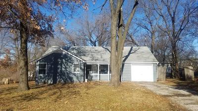 Kansas City Single Family Home For Sale: 4710 Richmond Avenue