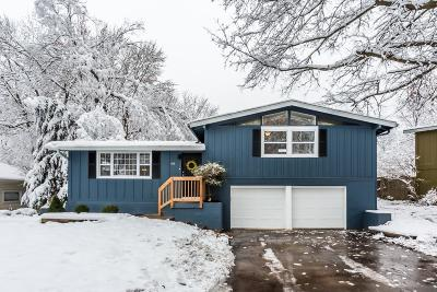 Merriam Single Family Home For Sale: 6910 Slater Street