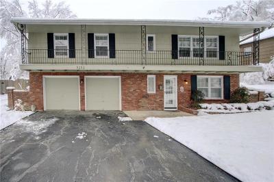 Johnson-KS County Single Family Home For Sale: 9252 Wedd Drive