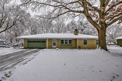 Kansas City Single Family Home For Sale: 2501 N 84 Street