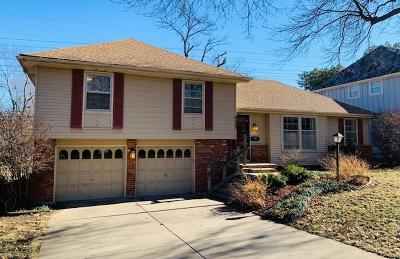 Overland Park Single Family Home For Sale: 9827 Wedd Street