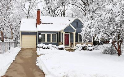 Roeland Park Single Family Home For Sale: 5402 W 58th Street