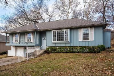 Kansas City Single Family Home For Sale: 708 W 109th Terrace