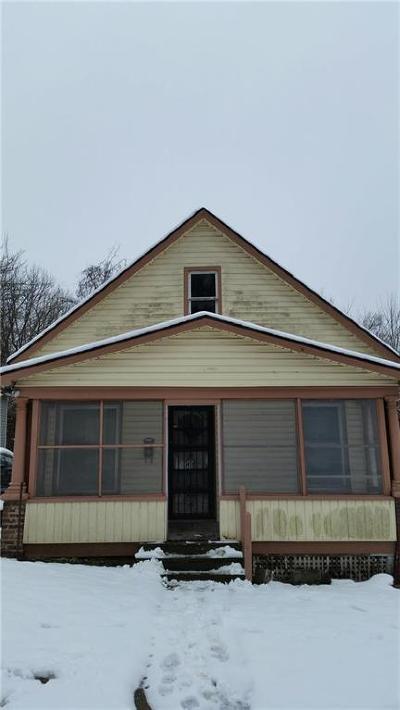 Kansas City Single Family Home For Sale: 1215 Greeley Avenue