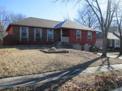 Raytown Single Family Home For Sale: 8309 Harris Avenue