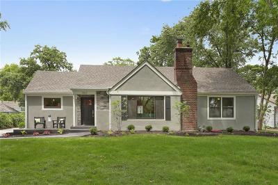 Leawood Single Family Home For Sale: 2512 W 90th Street