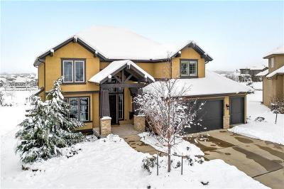 Overland Park KS Single Family Home For Sale: $623,000
