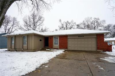 Overland Park KS Single Family Home For Sale: $195,000
