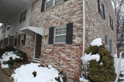 Mission, Overland Park, Shawnee, Shawnee Mission Condo/Townhouse For Sale: 8314 Woodward Street