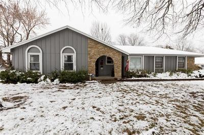 Shawnee Single Family Home For Sale: 12000 W 56th Street