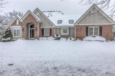 Johnson-KS County Single Family Home For Sale: 2305 W 126th Street