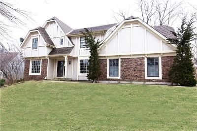 Overland Park KS Single Family Home For Sale: $340,000