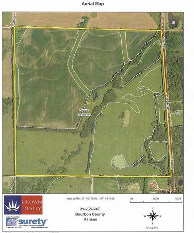 Bourbon County Residential Lots & Land For Sale: 00000 170th Street