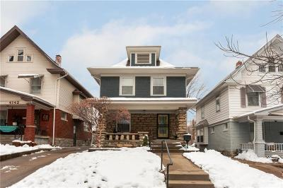 Kansas City Single Family Home For Sale: 4140 Holly Street