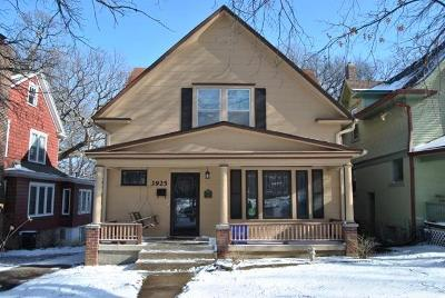 Kansas City Single Family Home For Sale: 3925 Genessee Street