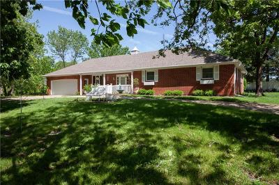 Lafayette County Single Family Home For Sale: 7881 Mount Tabor Road