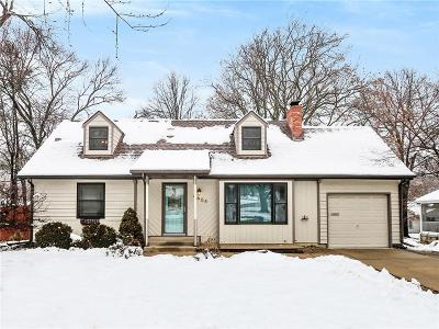 Prairie Village Single Family Home For Sale: 4604 W 77th Street