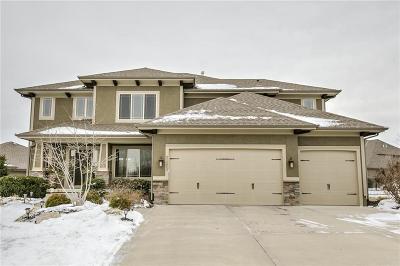 Olathe Single Family Home For Sale: 21253 W 107th Terrace