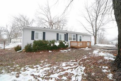 Cass County Single Family Home For Sale: 17606 S Benton Drive