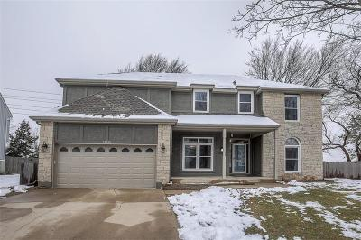 Lenexa Single Family Home For Sale: 15020 W 76th Street