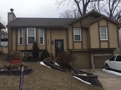 Kansas City Single Family Home For Sale: 4905 N White Avenue