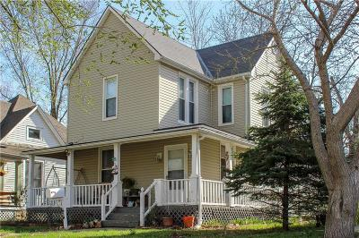 Sedalia Single Family Home For Sale: 419 Park Avenue