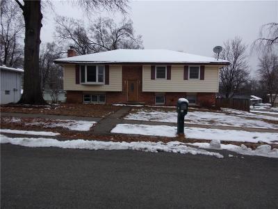 Leavenworth KS Single Family Home For Sale: $150,000