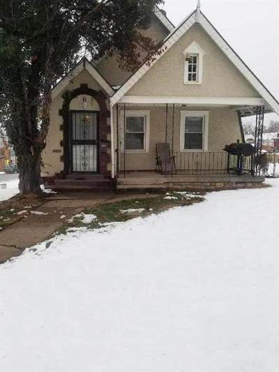 Kansas City Single Family Home For Sale: 4301 College Avenue