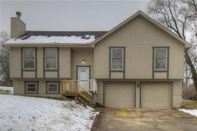 Kansas City KS Single Family Home For Sale: $175,000