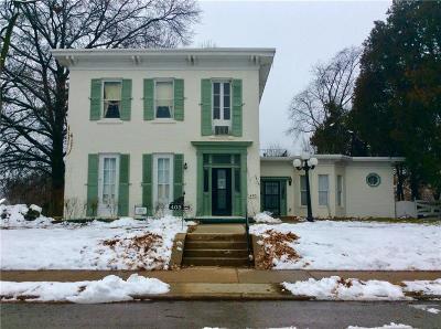 Leavenworth KS Single Family Home For Sale: $125,000