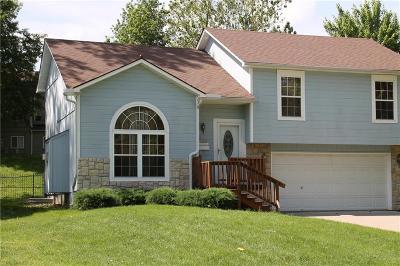 Kansas City KS Single Family Home For Sale: $125,000