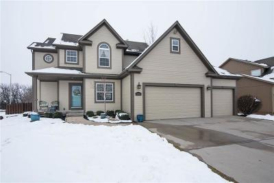 Olathe KS Single Family Home For Sale: $339,950