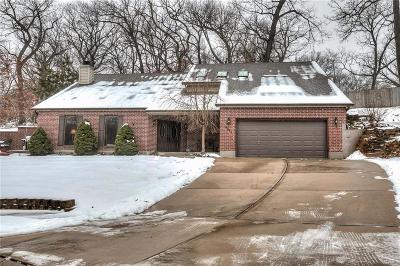 Cass County, Clay County, Platte County, Jackson County, Wyandotte County, Johnson-KS County, Leavenworth County Single Family Home For Sale: 4241 NW 80th Terrace