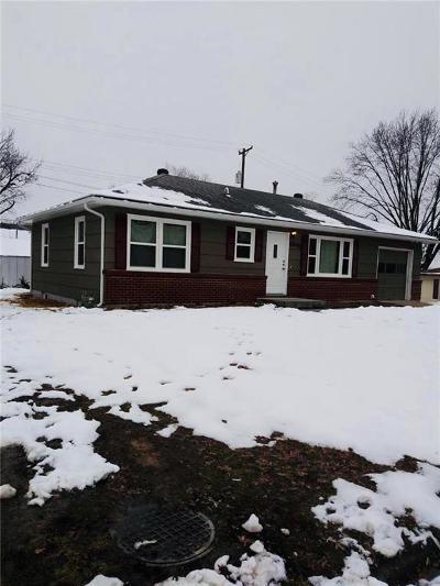 Kansas City KS Single Family Home For Sale: $144,900