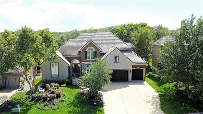 Lenexa KS Single Family Home For Sale: $649,900