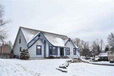 Lenexa KS Single Family Home For Sale: $283,500