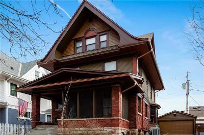 Kansas City Single Family Home For Sale: 3925 Harrison Street