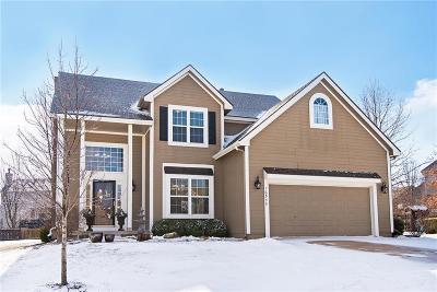 Olathe KS Single Family Home For Sale: $315,000