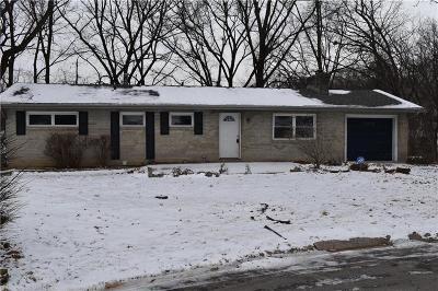 Kansas City Single Family Home Show For Backups: 5610 N Colrain Avenue