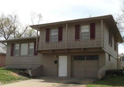 Kansas City MO Single Family Home For Sale: $85,000