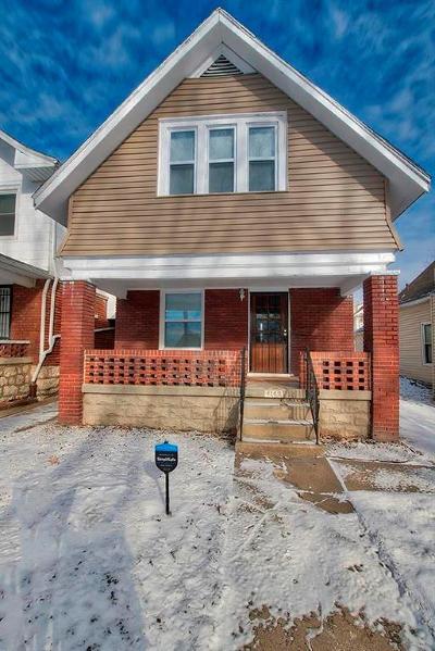 Kansas City MO Single Family Home For Sale: $99,900