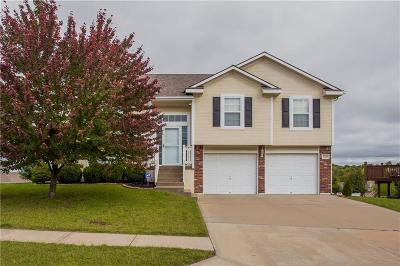Belton MO Single Family Home For Sale: $184,900