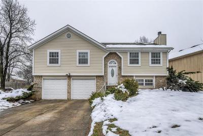 Olathe KS Single Family Home For Sale: $200,000
